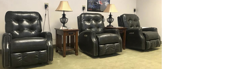 Classic Jet Center Pilot's Lounge