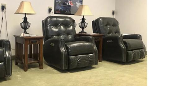 Classic Jet Center Pilot's Lounge